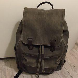 Everlane snap backpack ✨